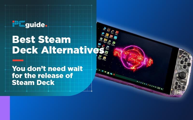 best steam deck alternatives