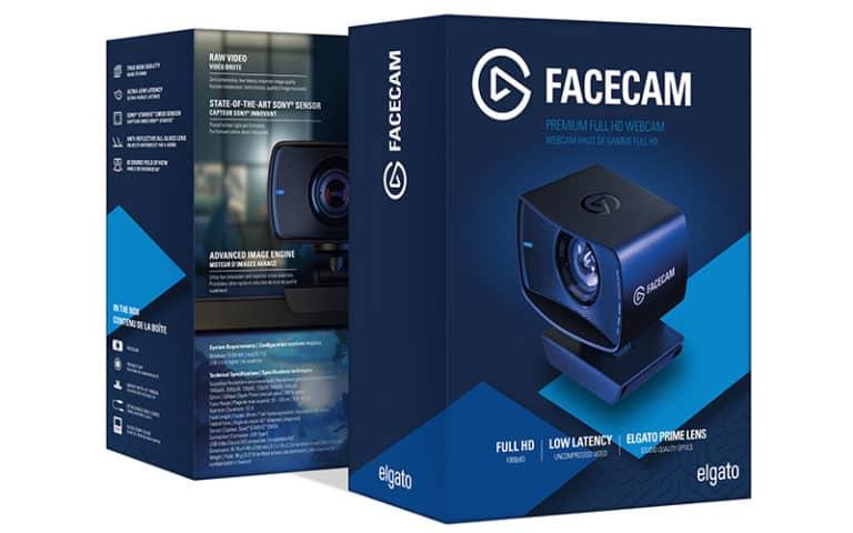 elgato facecam box