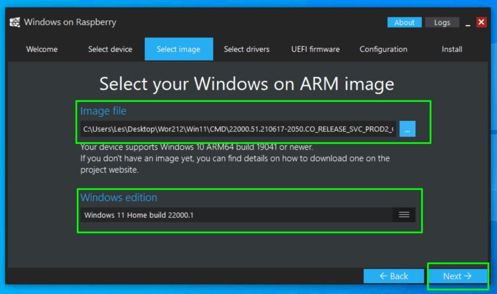 how to install windows 11 on raspberry pi 4 11