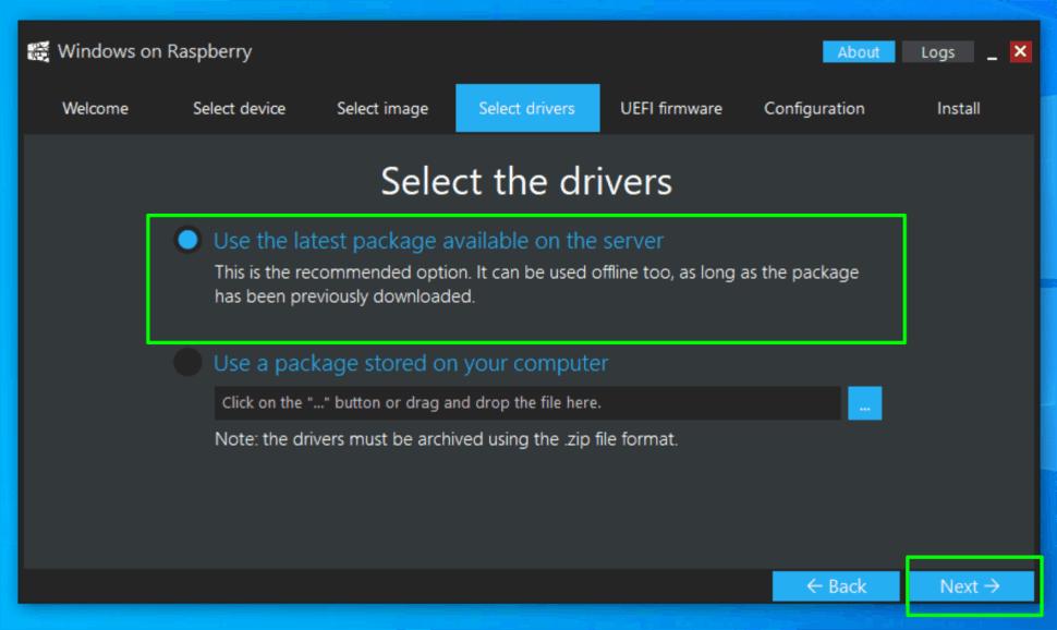 how to install windows 11 on raspberry pi 4 12
