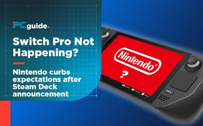 no switch pro