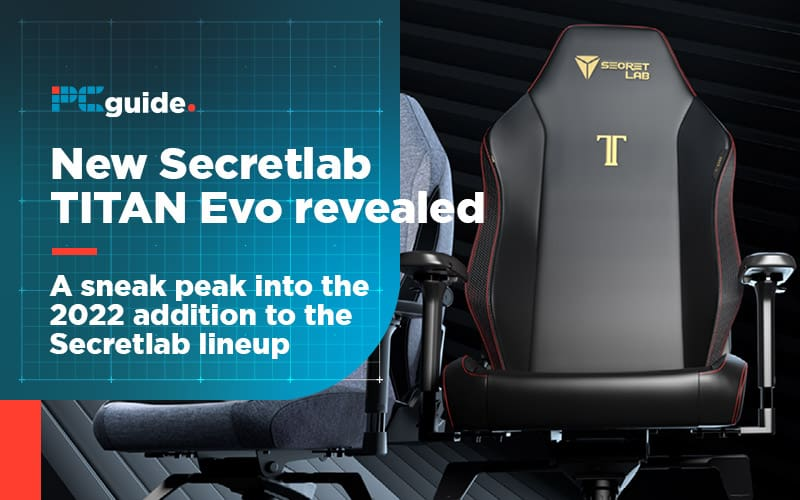 secretlab titan evo 2022