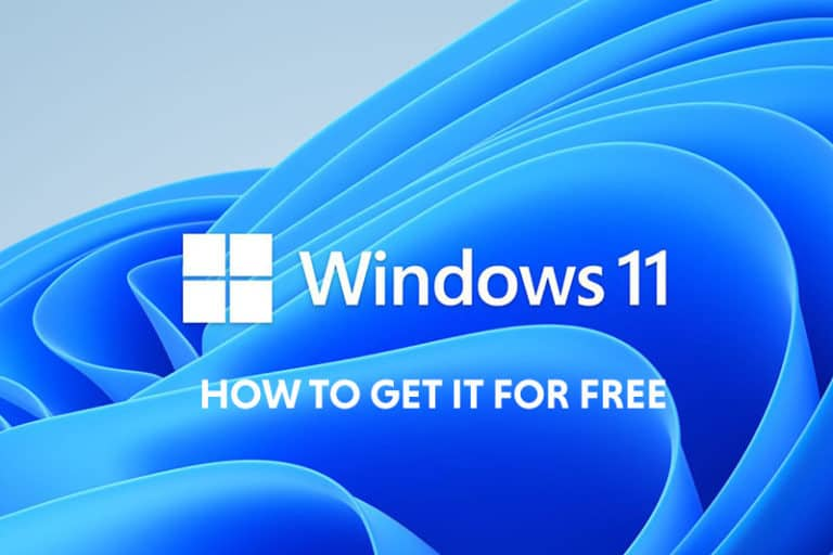 windows 11 get it free