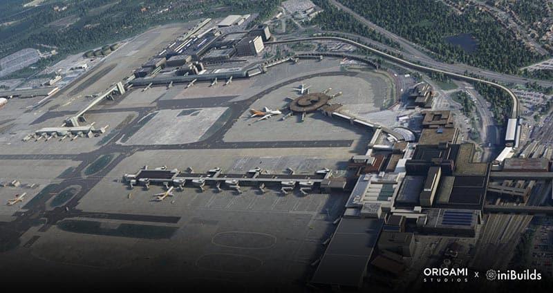 Gatwick Flight Simulator 2020