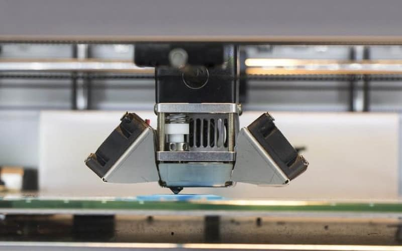 what is a 3d printer extruder