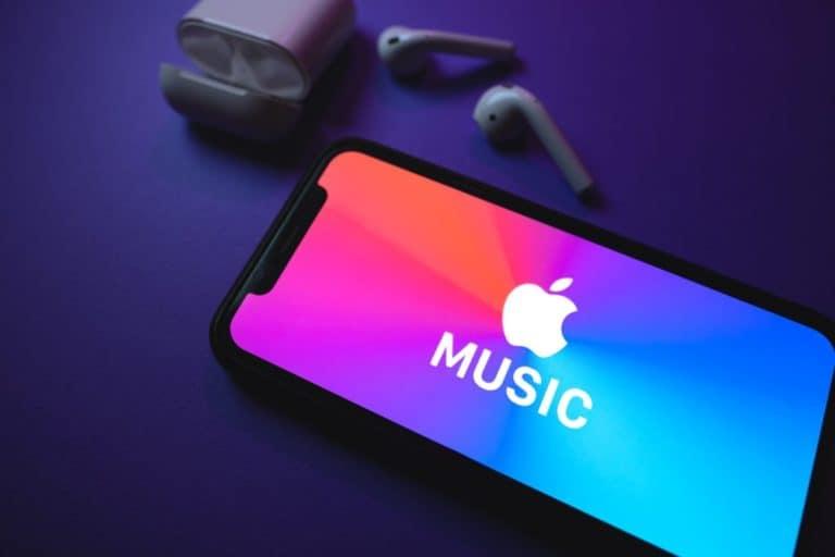 Apple music bug