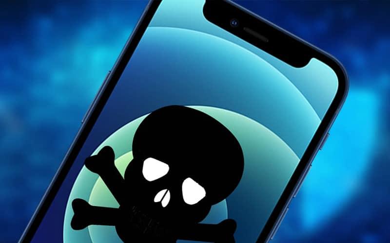 apple security breach iphone update 14.8