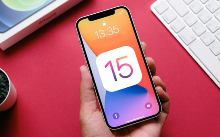 how long does the ios 15 update take iphone