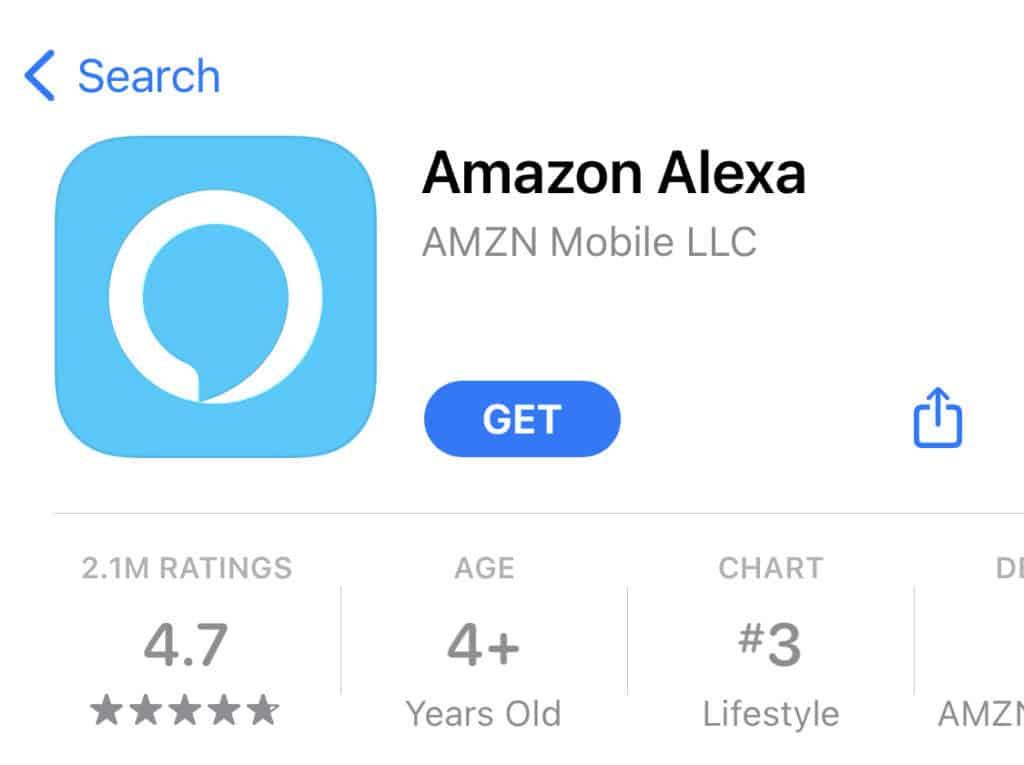 Alexa App On Appstore