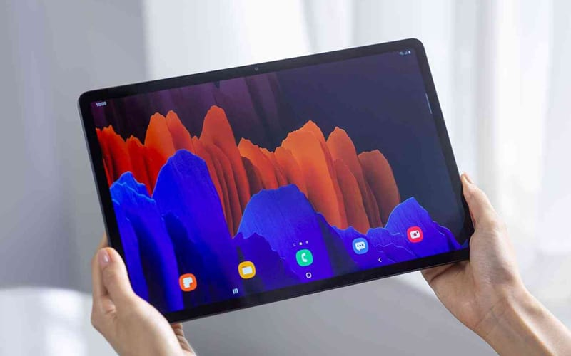 how to reset samsung tablet