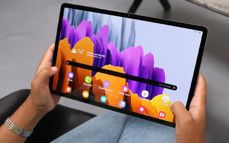 how to screenshot on samsung tablet
