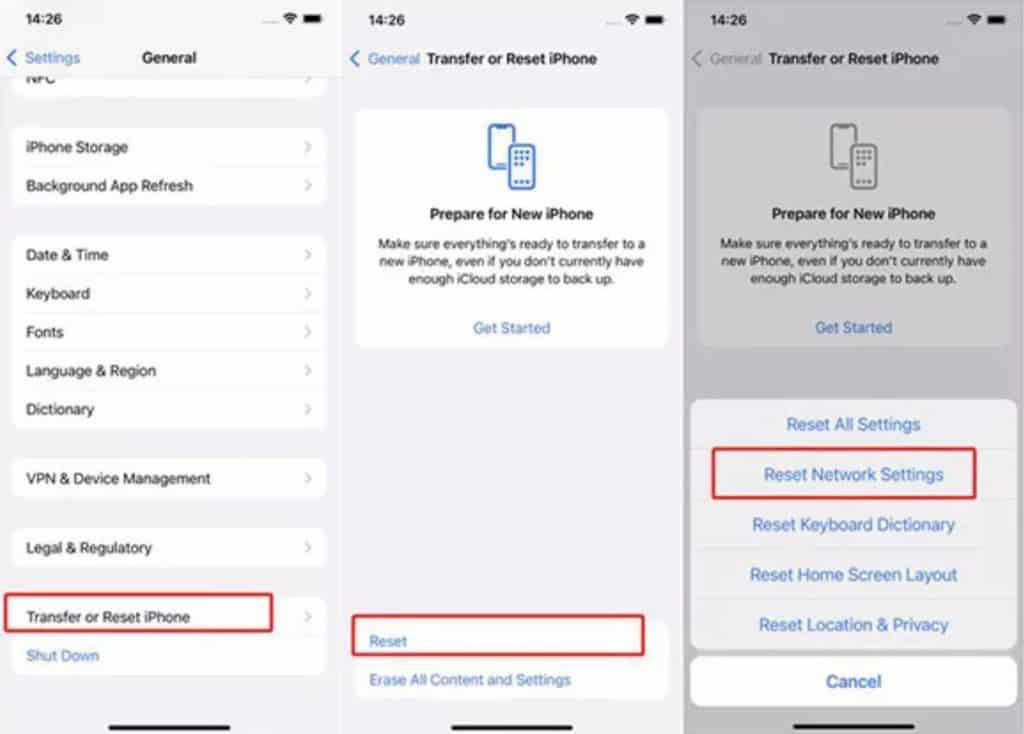iOS 15 WiFi Calling