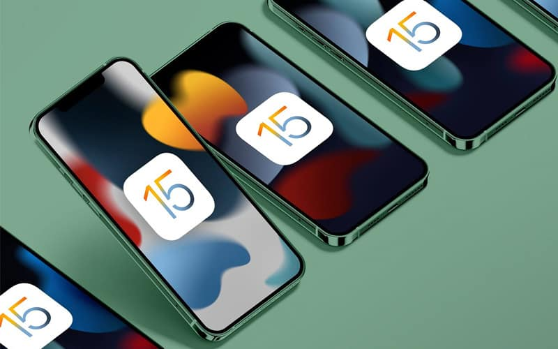 ios 15 rc now available
