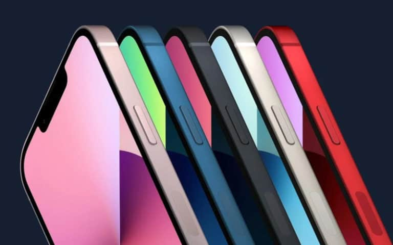 iphone 13 colors sierra blue midnight starlight