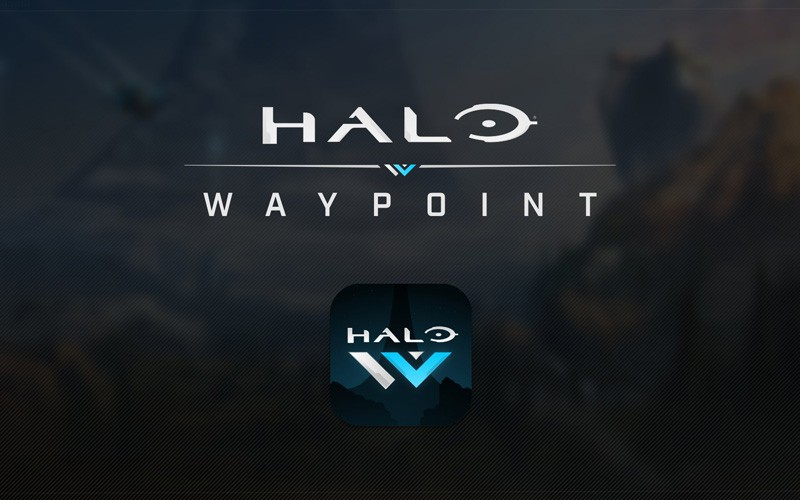 new halo waypoint app