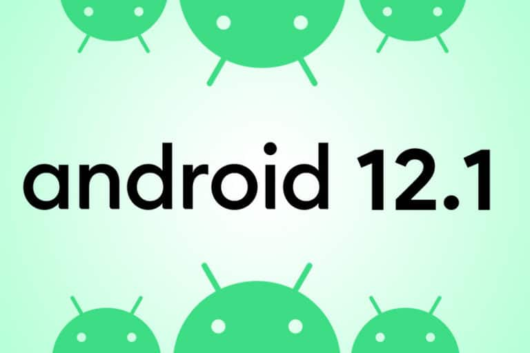 Android 12.1 And Google Pixel Fold Leaks